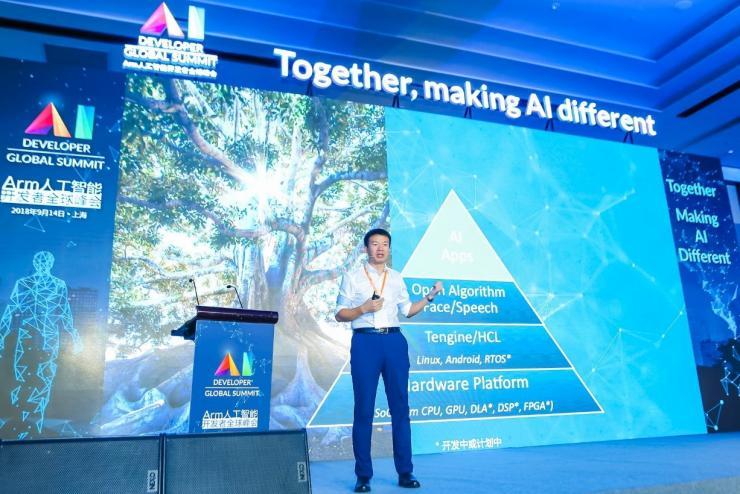 AI热潮来袭! 2018Arm人工智能开发者全球峰会圆满举办