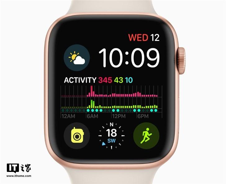 苹果Apple Watch Series 4 EGC心电图功能很酷?但在英国获批或需数年