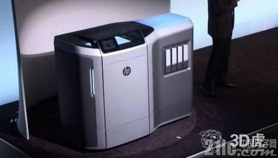 惠普还占押注3D打印,盈利还需5至10年