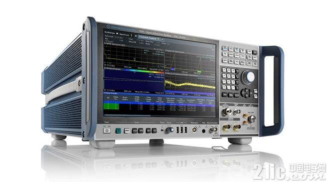 罗德与施瓦茨公司在2018欧洲微波周(EuMW 2018)上展示最新微波测试设备