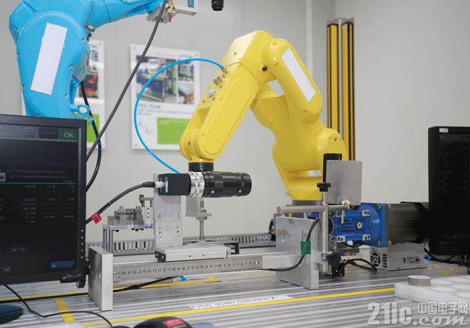 探访TDK集团的爱普科斯珠海保税区工厂,自动化生产线离不开这个机器人实验室