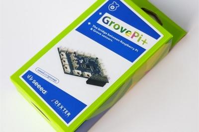 一板两用,这个可以有!——GrovePi+扩展板使用手记
