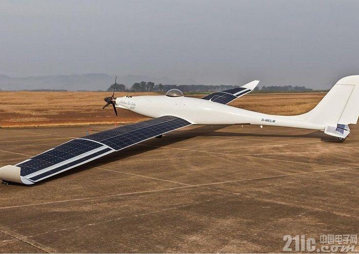 这款无人机了不得!能坐人,太阳能供电!