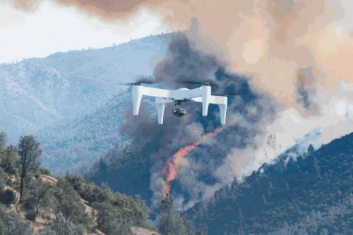美无人机公司创新电池续航技术,有多大提升?