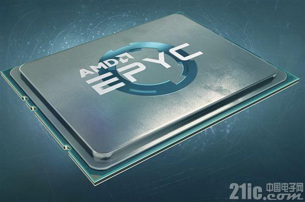 AMD 7nm EPYC霄龙跑分曝光,竟然达到了恐怖的12587!