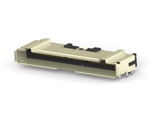 支持自由协议,TE Connectivity推出124位Sliver连接器和电缆组件