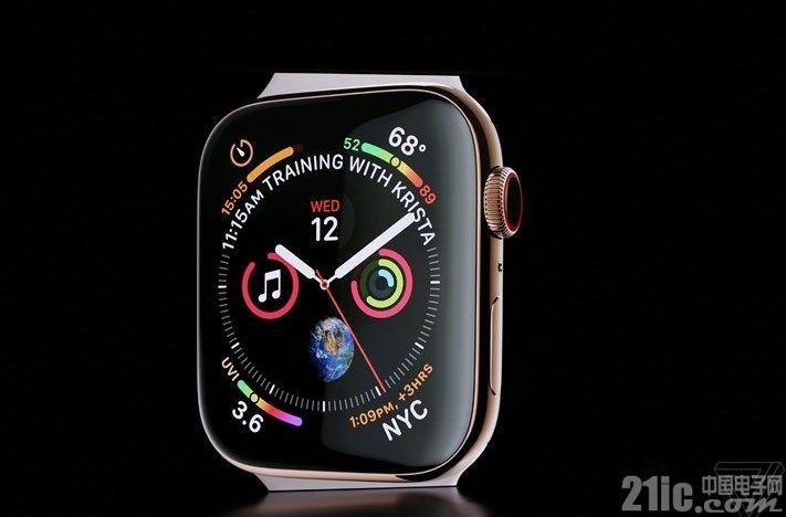 Apple Watch 4无比亮眼,但这些公司非常害怕!