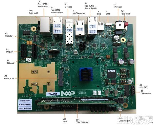 大�大品佳集�F力推基於NXP EdgeScale套件在智能�W�P��用的解�Q方案