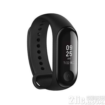 买不起Apple Watch4?或可选择199元的小米手环3代NFC版