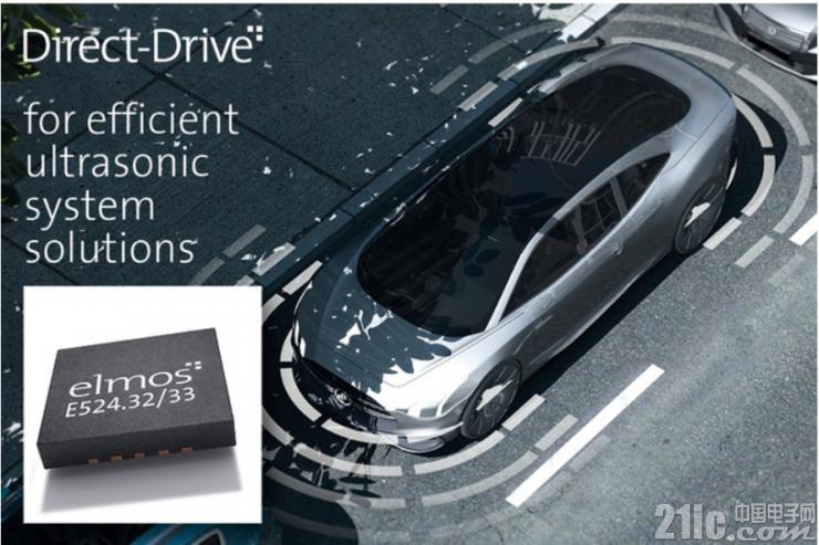 """elmos推出下一代高性能""""直接驱动""""超声波IC"""