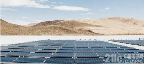特斯拉又打破世界记录,这次是屋顶太阳能电池板阵列
