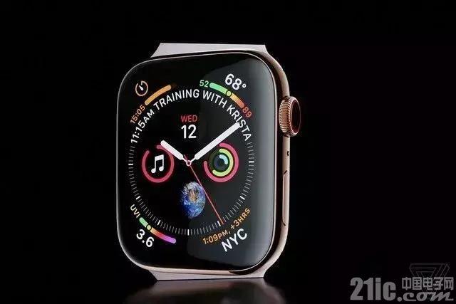 苹果Apple Watch 4的心电图功能,更多的还是噱头?