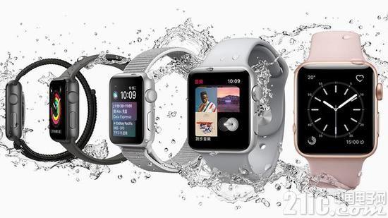 可穿戴设备最新统计报告:Apple Watch依然最受欢迎