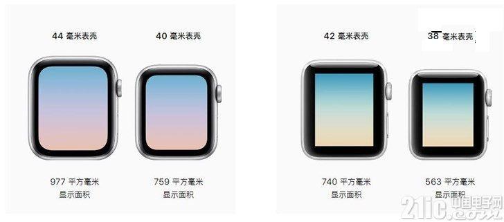 新旧智能手表不知如何选?苹果Apple Watch Series 4全面对比Series 3