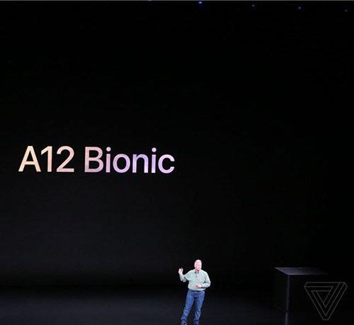 最强大的手机处理器:苹果A12 Bionic