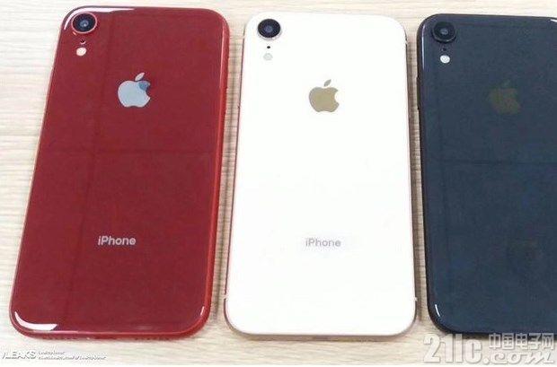 苹果6.1英寸LCD版iPhone或命名为iPhone Xr,定价或远超699美元
