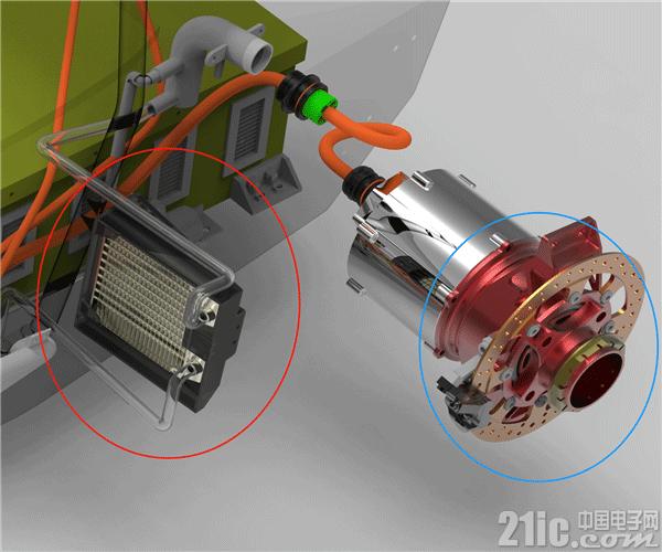 福禄克产品在电动汽车上的应用