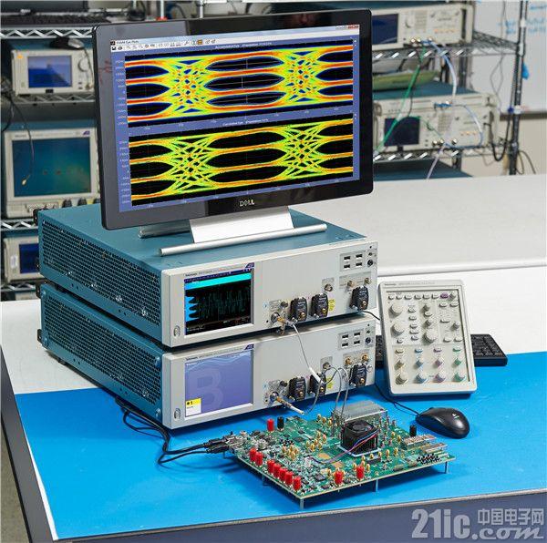 降低PAM 4测试成本,泰克在ECOC 2018展示数据中心最新光通信测试技术