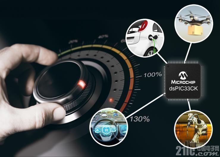 设计人员福音!Microchip推出全新的16位数字信号控制器系列(DSC)