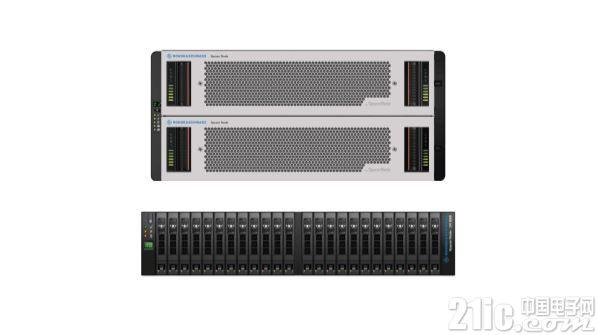 罗德与施瓦茨将在IBC 2018推出新一代的存储系统