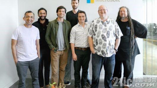 努力将AI融入自家产品,微软收购创业公司Lobe