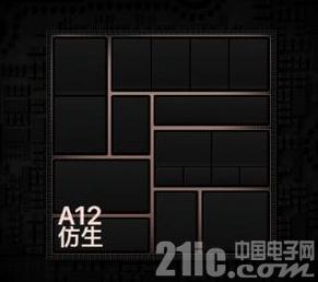 苹果A12仿生处理器到底有多强悍?