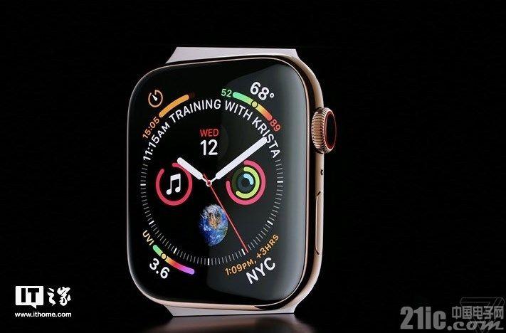Apple Watch Series 4吸引力很大,珠宝会受到伤害