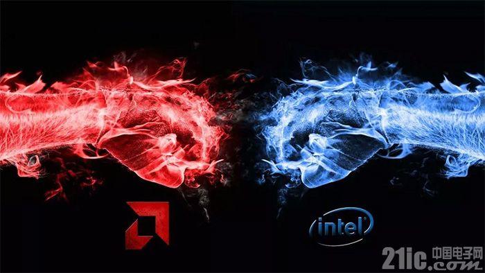 Intel危险!AMD处理器电商销量超过英特尔