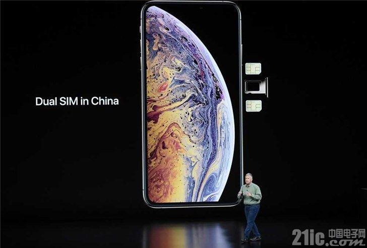 双卡双待iPhone是中国大陆特供版,苹果罕见为中国市场妥协