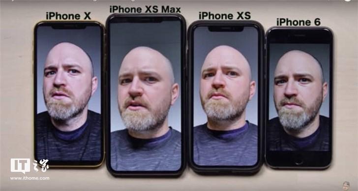 """磨皮效果遭抱怨,曝苹果将修复iPhone XS""""美颜""""效果"""