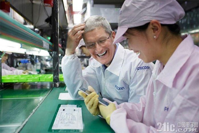 特朗普要求在苹果美国生产iPhone,库克:不可能