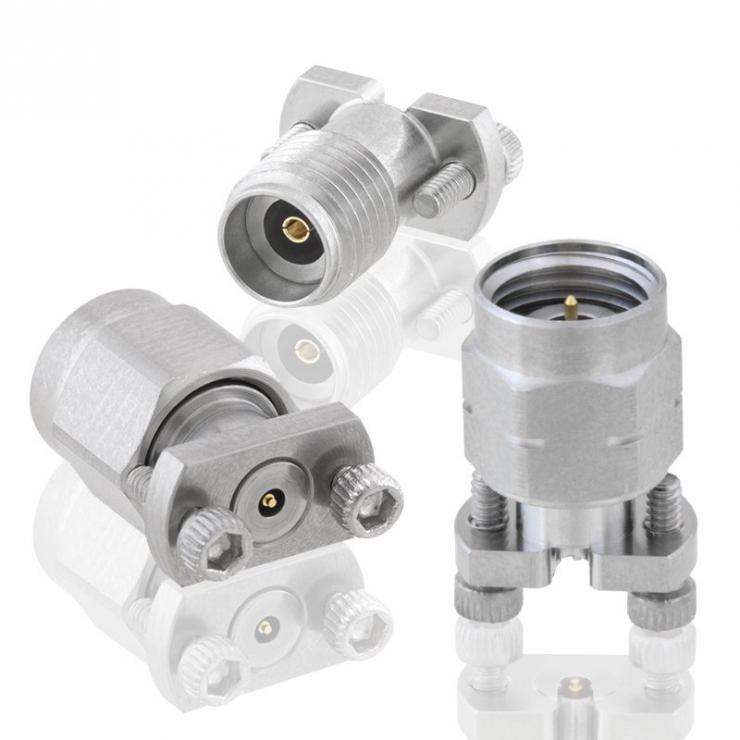 Pasternack推出最高工作频率达50GHz的免焊垂直装接连接器新产品