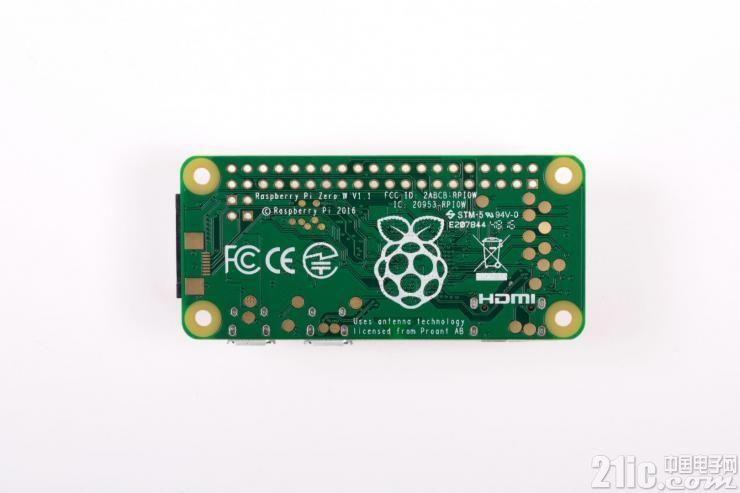 零蛋派的一跃――Raspberry Pi Zero W评测