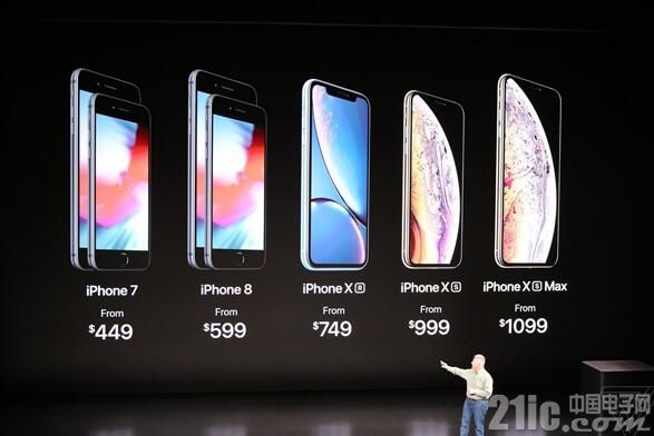 华尔街太难伺候?嫌苹果iPhone XR定价低,看衰苹果来年财报
