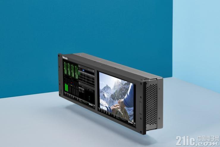 泰克扩展IP解决方案,包括运营平台、双屏扩展、集成音频监测和25G升级