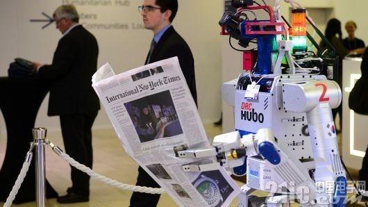 AI发展迅猛!近半英国员工担心工作被机器人取代