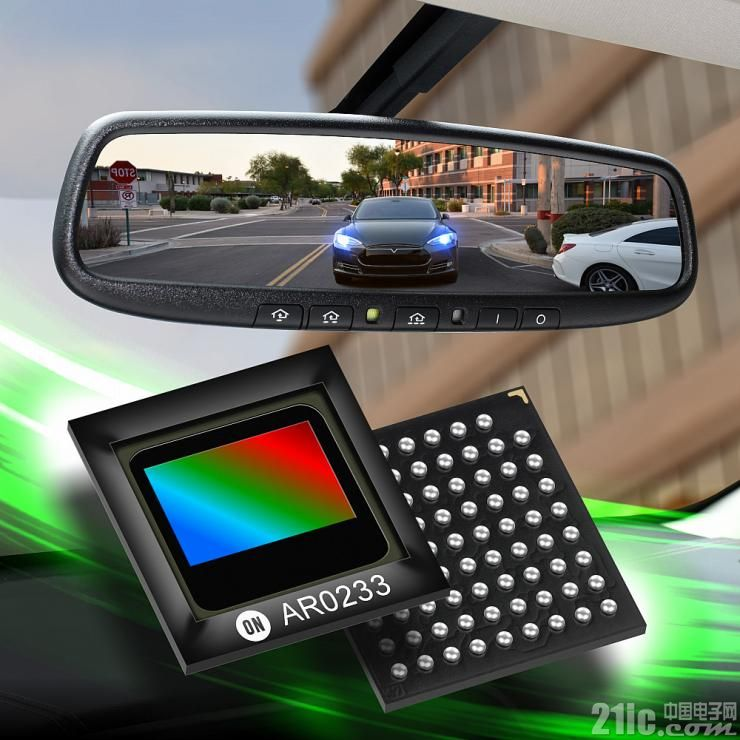 图像传感器平台将加速汽车安全特性的部署