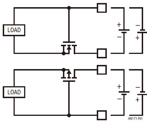 电池充电器的反向电压�;�