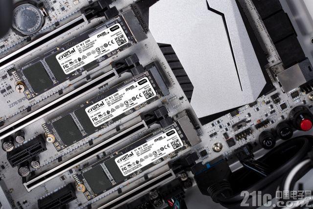 大容量固态硬盘成主流!英睿达发布P1固态硬盘,500GB容量起步