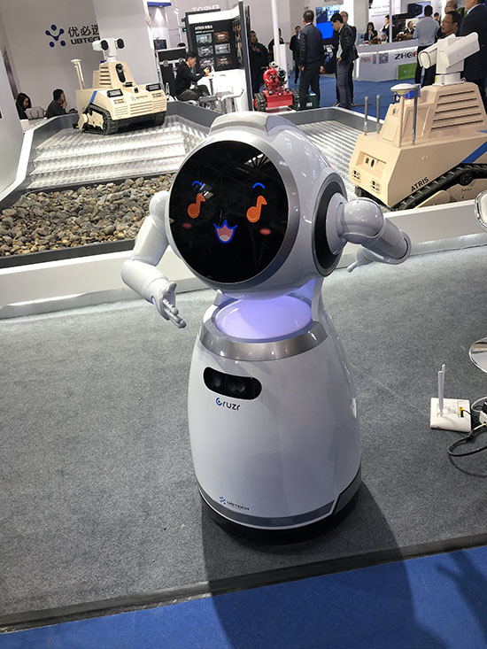 """走过路过别错过,来看看2018国际安博会上的""""黑科技"""""""