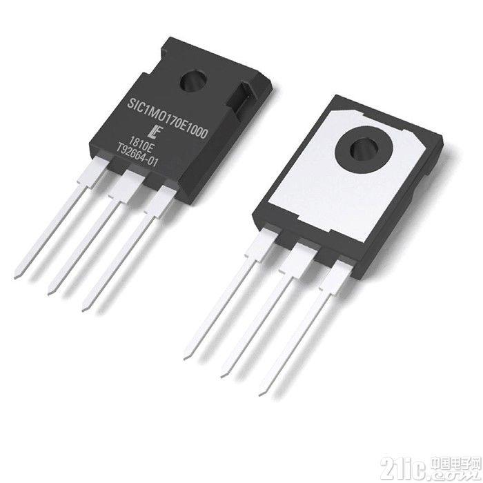 Littelfuse推出其首款1700V、1 Ohm碳化硅MOSFET