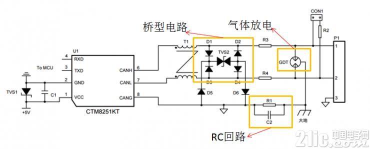 图4 增加防护等级