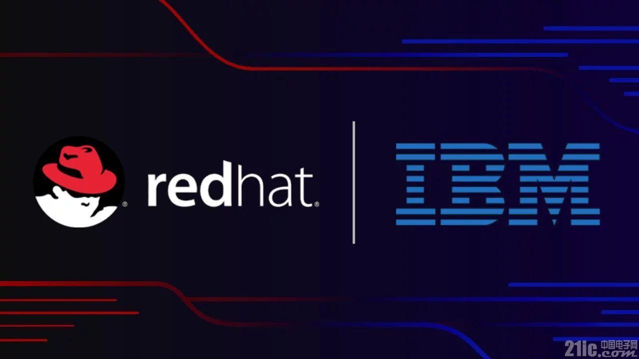 蓝色巨人戴上了红帽子!将改变混合云服务市场游戏规则?