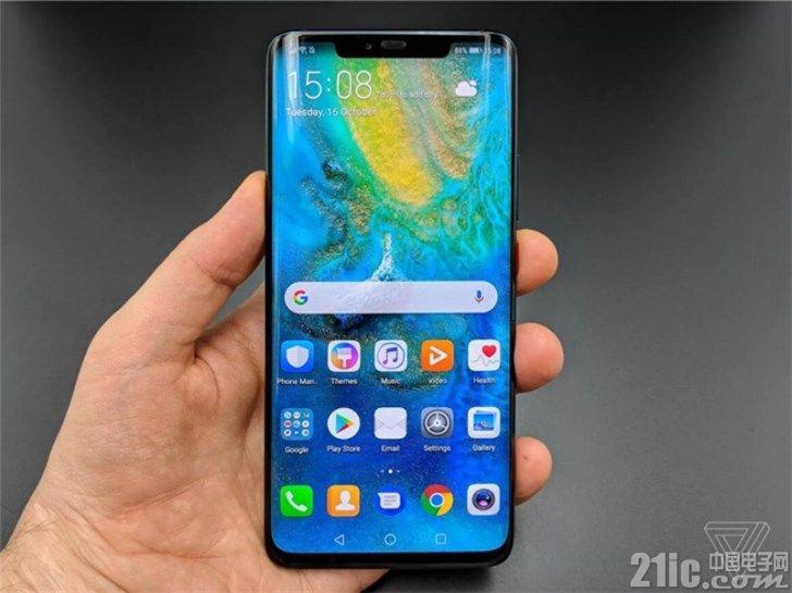 余承东:华为正在研发支持5G的可折叠手机!