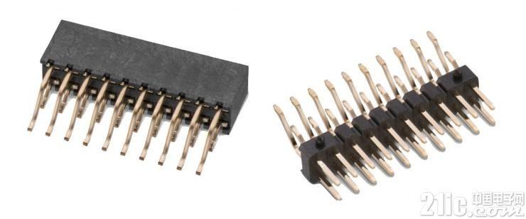 伍尔特电子扩展其 WR-PHD 排针和排母系列