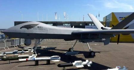 中国无人机再获一笔大订单,48架翼龙落户巴基斯坦