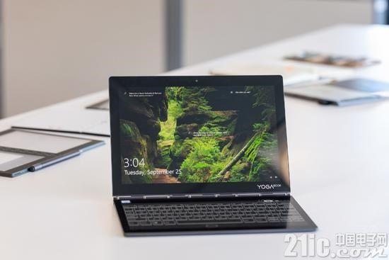 你想要双屏电脑吗?英特尔看好它!
