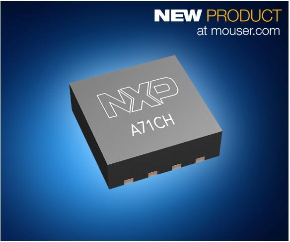 NXP A71CH安全元件在贸泽开售  以即插可信方式保障物联网边缘节点安全