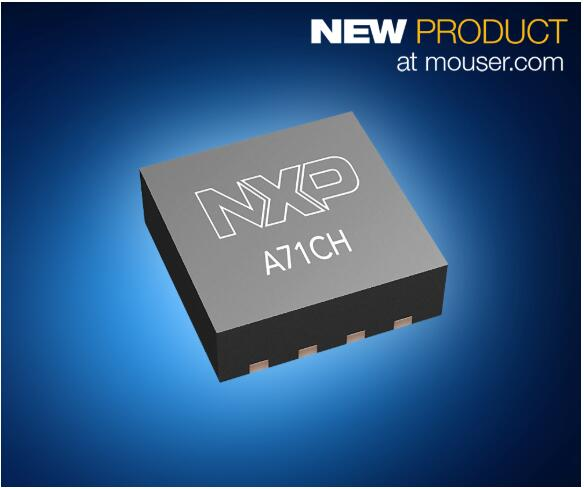 NXP A71CH安全元件在�Q�砷_售  以即插可信方式保障物��W����c安全