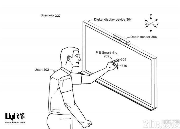 智能手环审美疲劳?微软要做智能指环!
